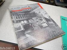 LE NOUVEAU JOURNAL DE CHARPENTE MENUISERIE N° 5 1958 numero special H VIAL *