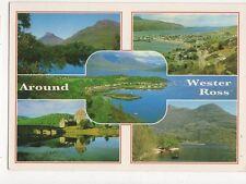 Around Wester Ross Postcard 202a