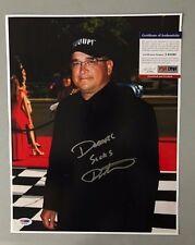 S93595 Dave Hester (Rare Inscription) Signed 11x14 Photo AUTO PSA/DNA COA