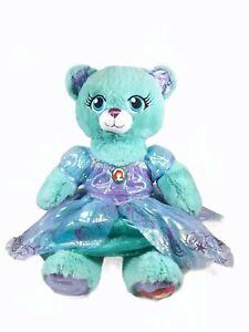 Build A Bear Limited Edition Disney Little Mermaid Ariel Plush with dress READ
