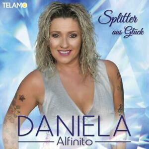 Daniela Alfinito - Splitter aus Glück (Neu 2021)    CD NEU OVP