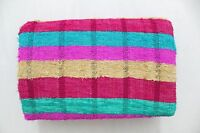 Chindi Rag Rugs Carpet New Design Bohemian Garden Yoga Mat Indian Kilim Covers