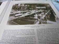 Leipzig Archives métropolitaines 4014 messe Stands dans inaugurale Hôtel Pologne 1928