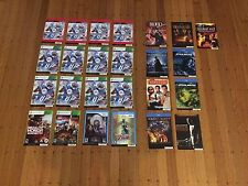 Block Buster Game Card And Movie Card Lot Xbox PS3 Wii Star Wars