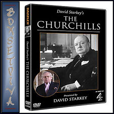 DAVID STARKEYS - THE CHURCHILLS  *** BRAND NEW DVD***