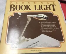 Personal Book Light