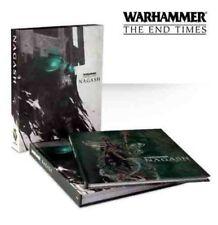 Games Workshop Warhammer Lord of End Times Nagash Hardback New Sealed Undeath