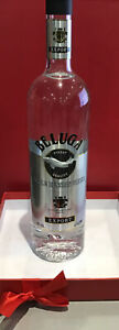 BELUGA Export Noble Russian Vodka 40% 0,7l - Finest Quality Wodka