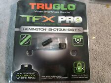 Truglo Tritium Fiber Xtreme Tfx Sights for Remington Shotgun New Tg13Rm1Pb