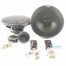 Alpine R-S65C.2 300W Watt 6.5 inch R-Series Component 2-Way Car Stereo Speakers