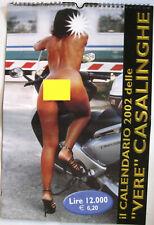 VERE CASALINGHE Calendario 2002
