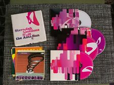 Stereolab - Oscillons From The Anti-Sun - BOX SET [3CD 1DVD w/ stickers]