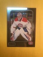 2017-18 OPC Platinum Retro #R-38 Carey Price Montreal Canadiens
