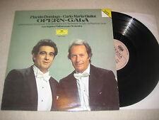 Opern - Gala - Domingo / Giulini   Vinyl LP Eterna