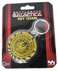 Battlestar Galactica BSG 75 Keychain Key Chain SyFy Quantum Mechanix 2013 NEW