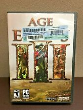 Age of Empires III 3 PC Game with product key FREE SHIPPING