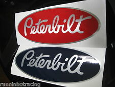 Peterbilt Decal 2010-2016 FORD F-250 F350 F450 F550 Powerstroke Super Duty Grill