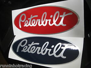 Peterbilt Grill Decal 1999 2000 2004 FORD F-250 F350 F450 F550 Super Duty Emblem