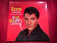 D1-51 ELVIS PRESLEY Girl Happy Original Soundtrack Album .... LSP-3338
