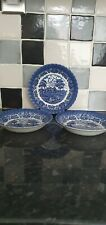 3 X Hostess tableware Old Country Castles Dishes