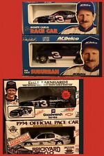 4 DALE EARNHARDT Cars 1994, 1995 NASCAR Monte Carlo Japanese LIMITED EDITION NEW