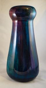 Woodturned Hollowform vase.