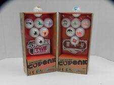 NIB Cuponk! 14 Extra Ping Pong Balls - Expansion Pack Sets 1 & 2 - Beer Pong