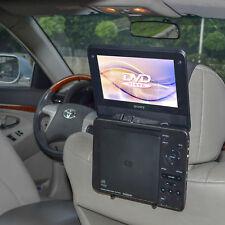 Adjustable Car Headrest Mount Holder for Standard Portable DVD Player 7-10 Inch