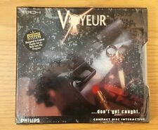 Voyeur - Philips Cdi New Sealed
