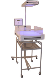 LED PHOTOTHERAPY LIGHT FOR BABY / INFANT JAUNDICE CURE TROLLEY MEDIRAY-05
