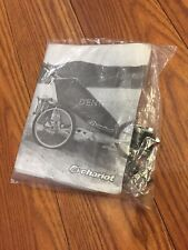 Chariot Trailer Hitch Arm Backup Tether / Versa Wing Loop Nos