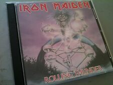 Iron Maiden Double CD Brussels Belgium No Prayer On The Road Tour 1990