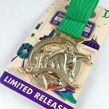 Disneyland 2016 Aladdin Abu 10K Disney Run 1/2 Marathon Weekend Medal Pin