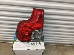 2010 2011 2012 Volvo XC90 Left Driver Side used Tail Light Lower TailLight