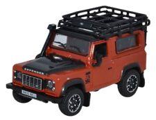 Oxford 76 lrdf 008AD-Land Rover Defender Aventura-escala 1:76 - ttacked 48 Post