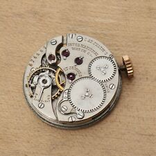IWC International Watach Co. Movement For Parts Repairs Watchmakers Estate Spare