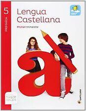 (14).LENGUA CASTELLANA 5ºPRIM.(SABER HACER). ENVÍO URGENTE (ESPAÑA)