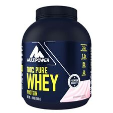 (19,72EUR/kg) Multipower - 100%25 Whey Protein 2000g Dose