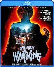 Without Warning [New Blu-ray]