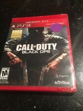 Call of Duty: Black Ops (PlayStation 3 Greatest Hits Brand New Factory Sealed