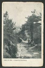 Berg en Dal  Omgeving Duivelsberg  1909
