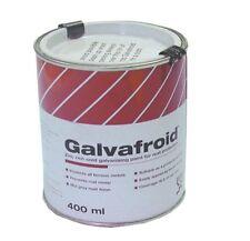 Fosroc galvafroid 400ml Zinco Zincatura a freddo ricco VERNICE PRIMER STAGNO-NUOVO