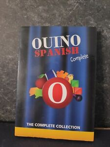 OUINO Spanish | The Complete Collection Edition - USB Stick - Ships Free