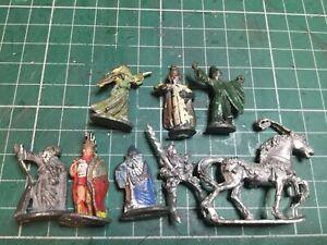 Ral Partha OOP Fantasy D&D Lead figures