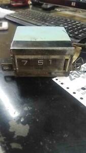 Clock HONDA CIVIC 81