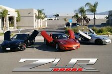 Chevy Corvette C6 2005-2013 ZLR Door Kit by Vertical Doors Inc  (MAKE OFFER)