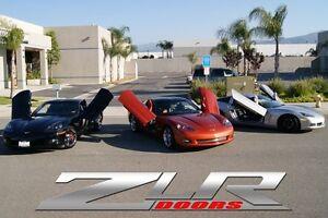 Chevy Corvette C6 2005-2013 ZLR Door Kit by Vertical Doors Inc  (MAKE OFFER)