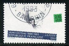 STAMP / TIMBRE FRANCE OBLITERE N° 2801 CELEBRITE / JEAN COCTEAU
