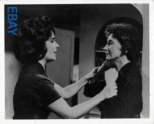 Elizabeth Taylor Mildred Dunnock Butterfield 8  VINTAGE Photo
