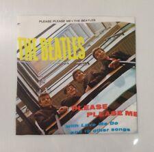 The Beatles Please Please Me Men's Silk Pocket Square